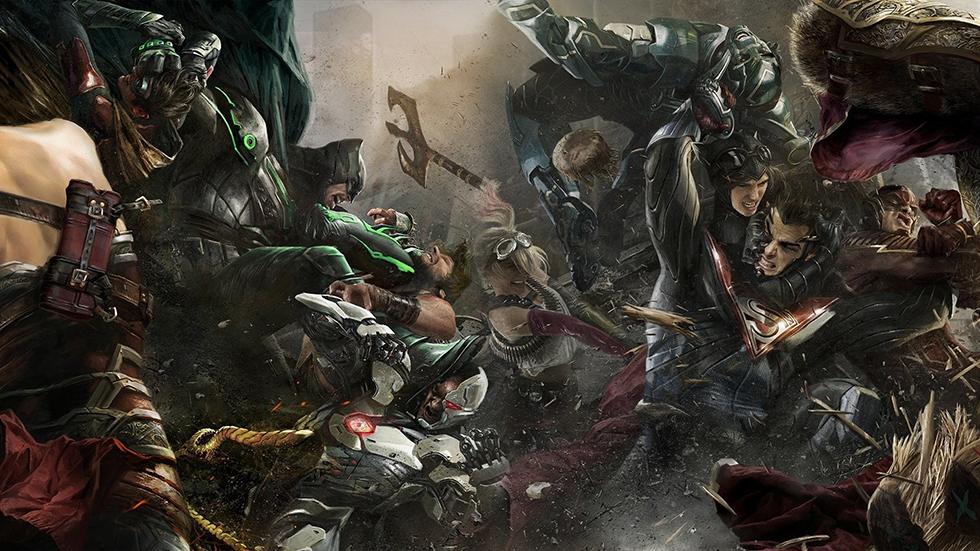 Injustice 2 Legendary Edition Es Un Paquete Completo De