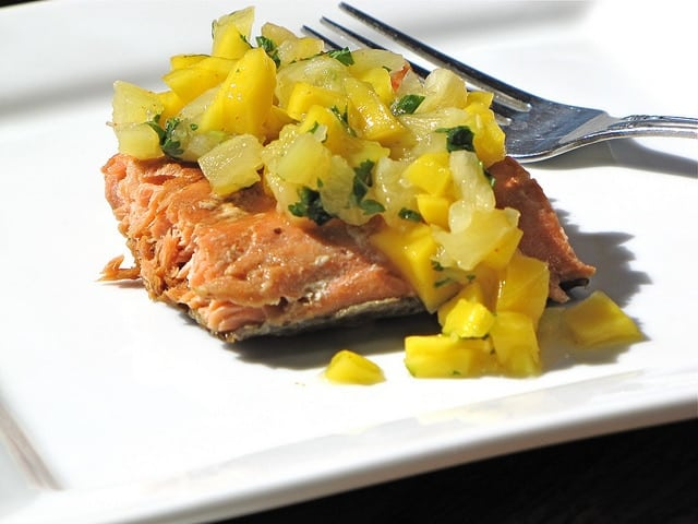 Pineapple Mango Salsa Food Network