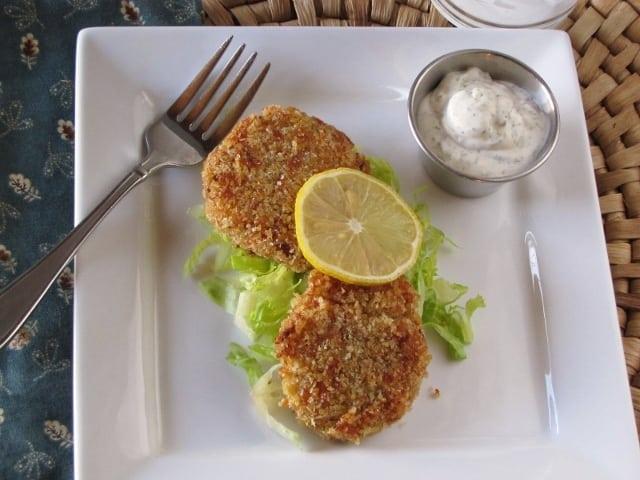 quinoa salmon patties | Miss in the Kitchen