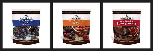 Brookside Chocolate Giveaway from www.missinthekitchen.com