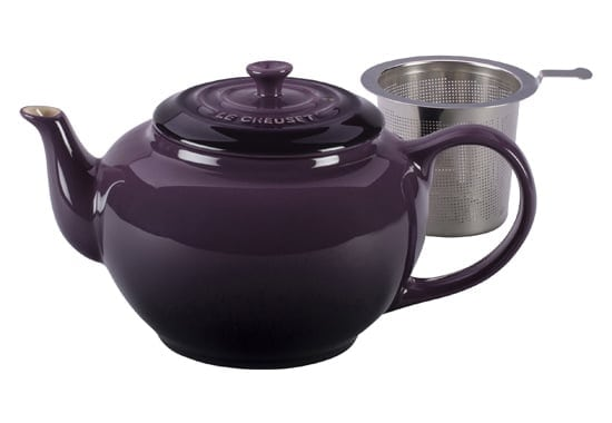 Le Creuset Teapot Giveaway - Miss in the Kitchen
