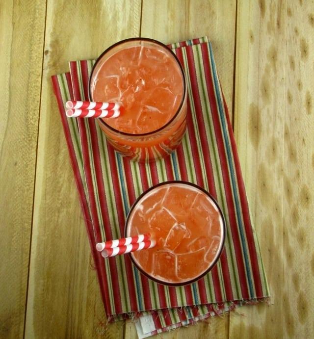 strawberry fizz Miss in the Kitchen