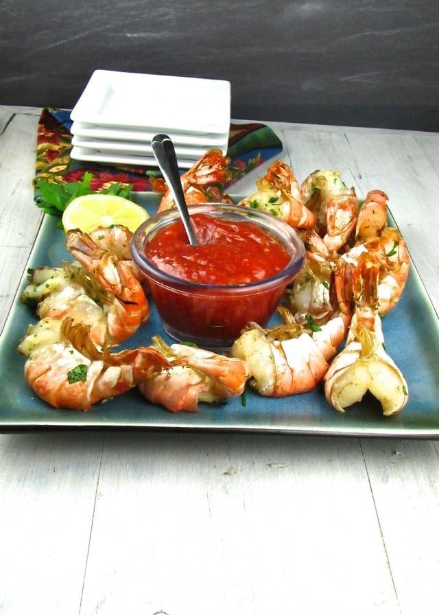 lemon garlic shrimp 2