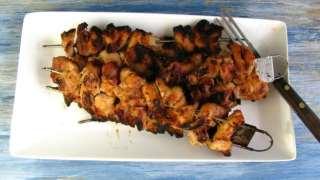 Zesty Grilled Chicken Skewers