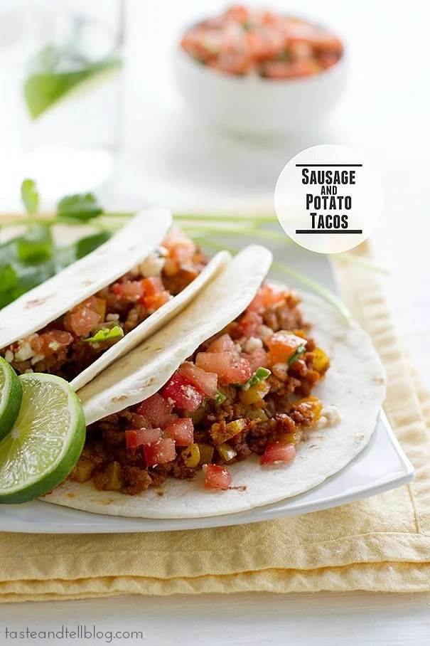 Sausage-and-Potato-Tacos-recipe-taste-and-tell-1