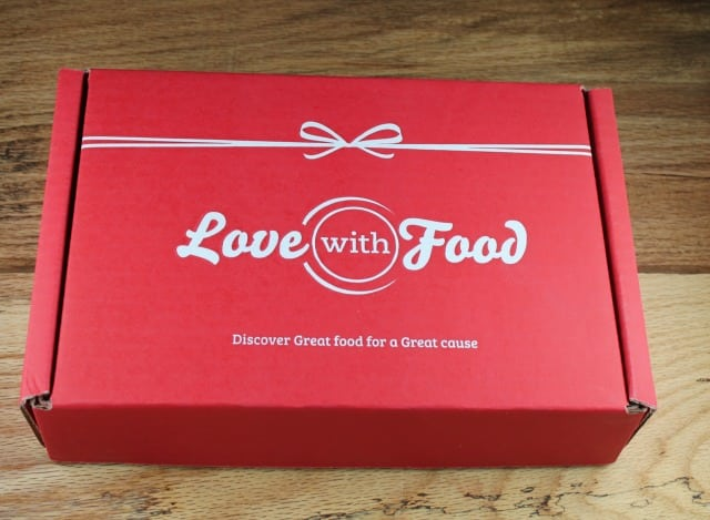 love with food subscription box