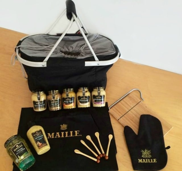 Maille_Miss in the Kitchen_Giveaway Prize