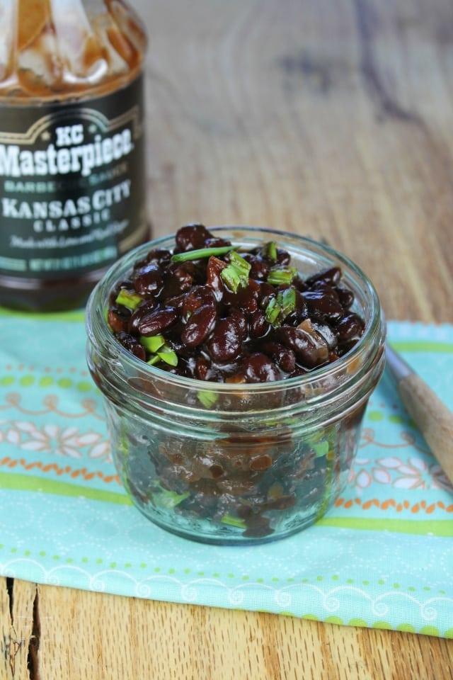 Barbecue Skillet Beans Recipe