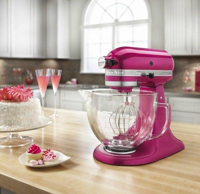 Pink KitchenAid
