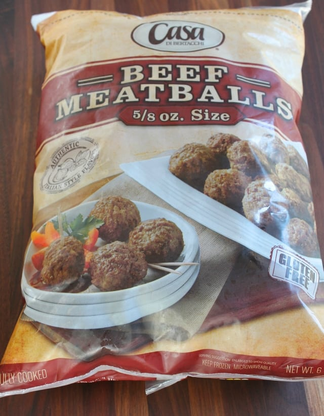 Casa Meatballs