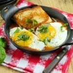Tomato and Egg Skillets from Lodge Cast Iron Nation