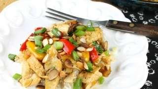 Easy Orange Chicken Skillet Meal