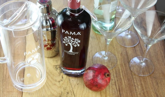 PAMA Pomegranate Liqueur ~ Celebrate Summer Miss in the Kitchen