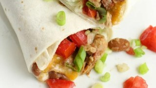 5 Ingredient Slow Cooker Mexican Chicken