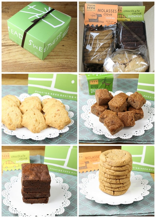 Sweet Gift Ideas with Dancing Deer Baking Co. ~ Miss in the Kitchen #ad