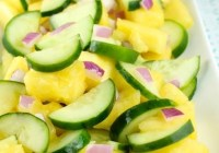 Pineapple Cucumber Salad Recipe Miss in the Kitchen