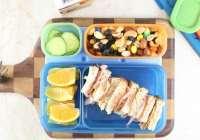 Easy Lunch Box Ideas