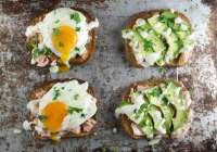 Salmon Toast 2 Ways Recipes from MissintheKitchen with Pepperidge Farm #ad