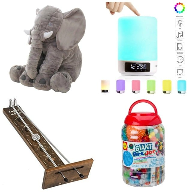 Gift ideas for Kids for the 2016 Christmas Holiday from MissintheKitchen.com