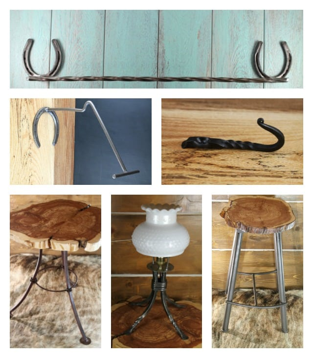 2016 Holiday Gift Ideas from Red River Iron Etsy Store ~ MissintheKitchen.com