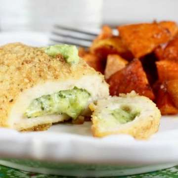 Barber Foods Stuffed Chicken Sweet Potato Sheet Pan Dinner Recipe