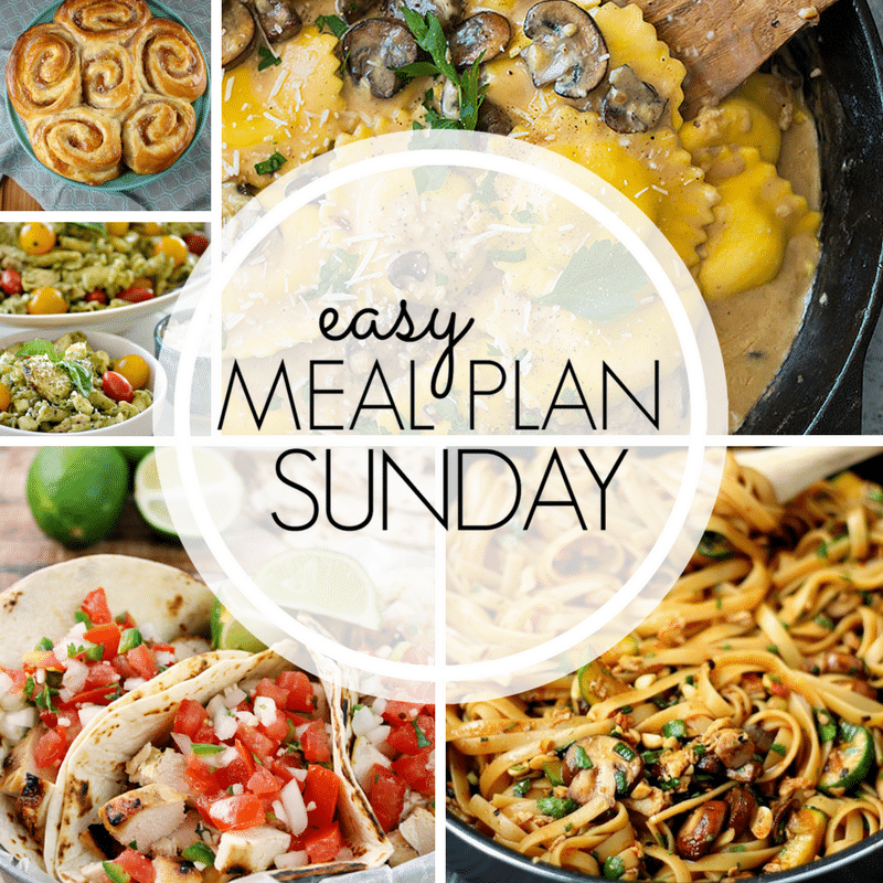 Easy Meal Plan Sunday 97 ~ MissintheKitchen.com