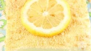 Lemon Icebox Cheesecake