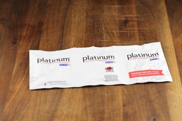 Platinum Red Star Yeast ~ White Cheddar Potato Rolls