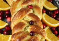 Orange Cardamom Braid Bread Recipe #Ad @RedStarYeast | MissintheKitchen.com #recipe #bread #holiday