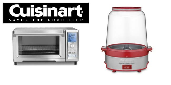 Holiday Gift Guide 2017 ~ Cuisinart ~ MissintheKitchen.com #giftideas