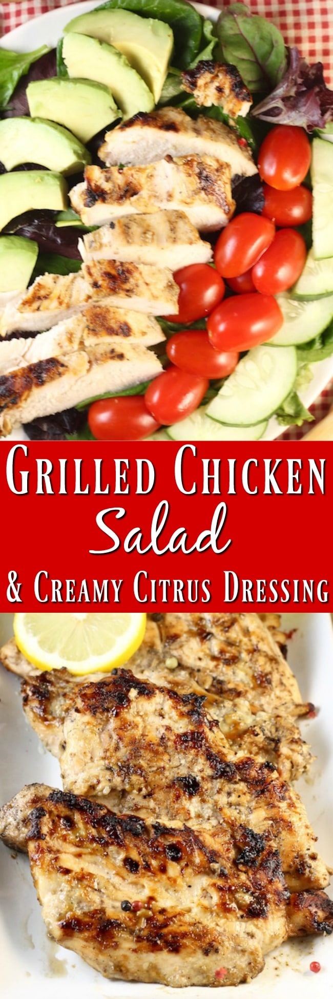 grilled-chicken-salad-plated-photo-collage