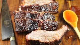 Dr Pepper Barbecue Ribs