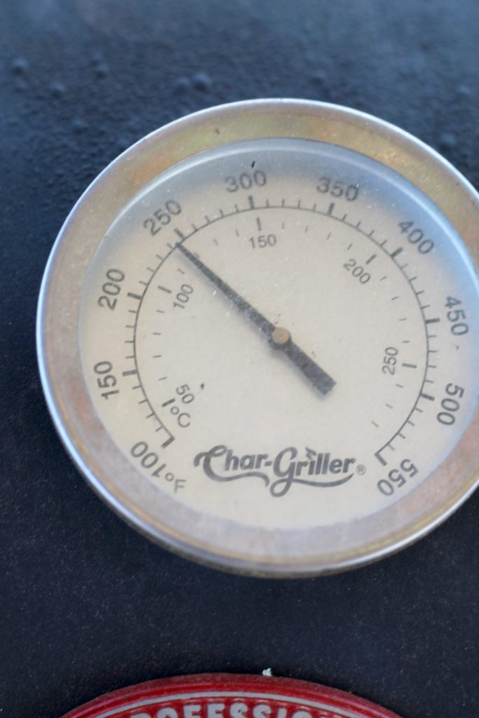 Perfect smoking temperature for spare ribs