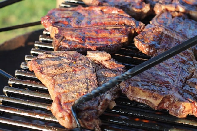 Grilling the best t bone steaks recipe and tips