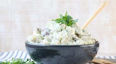 Creamy and Delicious Dill Potato Salad Recipe