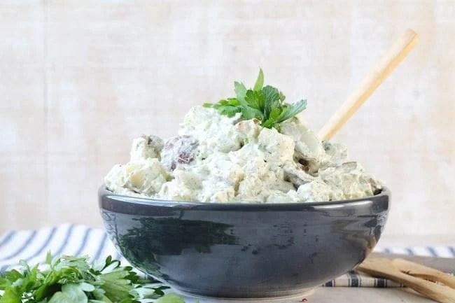 Creamy and Delicious Dill Potato Salad Recipe