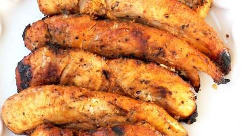 Spicy Honey Grilled Chicken Tenders Recipe for summer