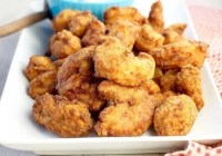Easy Fried Shrimp