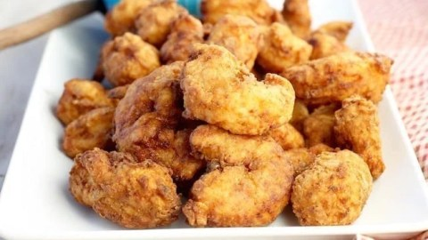 Southern Fried Shrimp