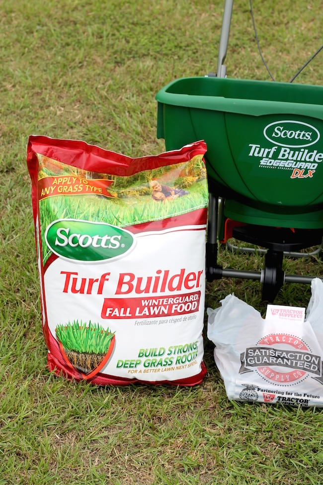 Scotts Turf Builder Lawn Care Tips