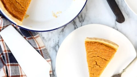 Easy Sweet Potato Pie Recipe for Thanksgiving