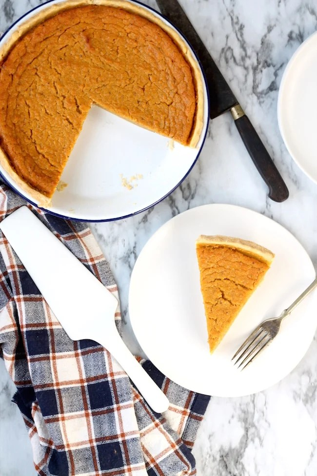 Easy Sweet Potato Pie Recipe for Thanksgiving