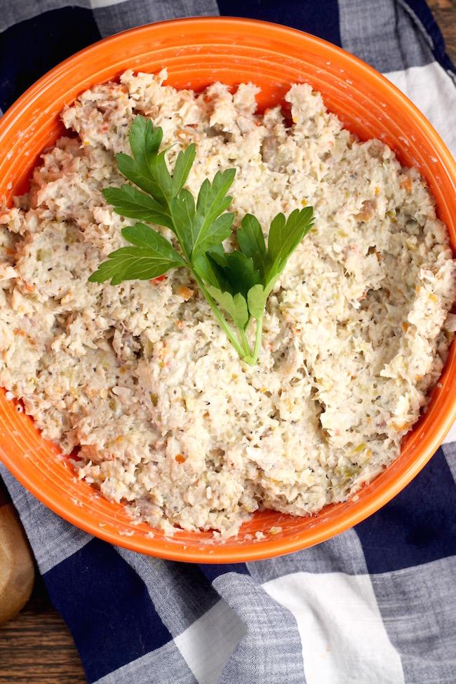 Easy Turkey Salad for leftover Thanksgiving turkey