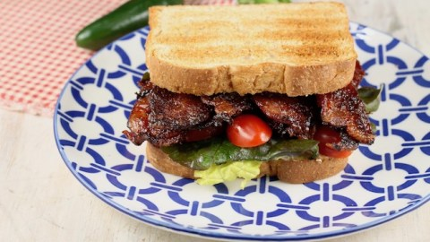 Jalapeno Barbecue Bacon