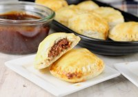 Mini Barbecue Meat Pies Appetizer