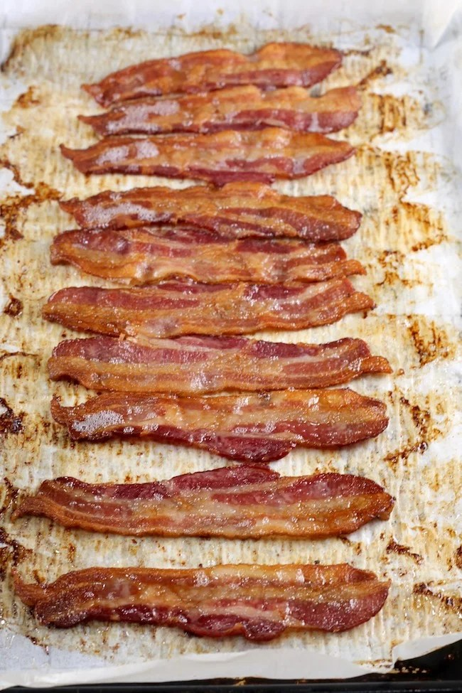 Oven Baked Bacon for Jalapeno Barbecue Bacon