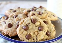 Easy Chocolate Chip Walnut Cookies Recipe