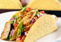 Blackened Chicen Tacos