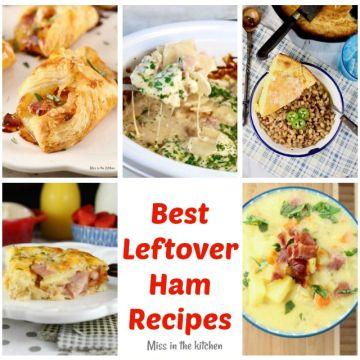 Best Leftover Ham Recipes