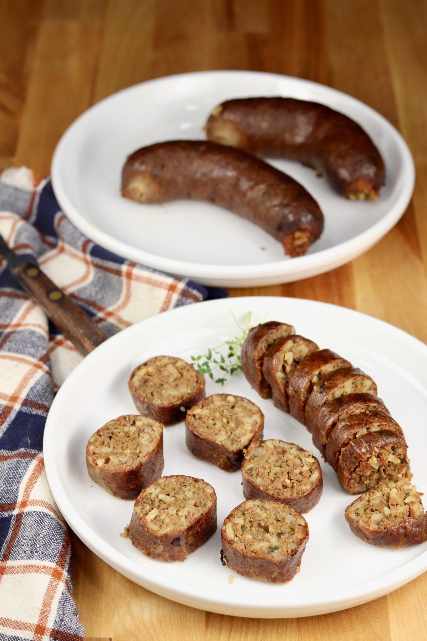 Boudin Sausage
